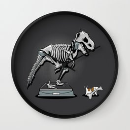 Mine! Wall Clock