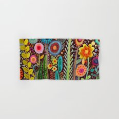 jardinage Hand & Bath Towel