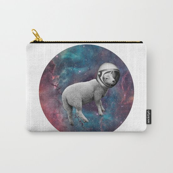 The Space Sheep 2.0 Carry-All Pouch