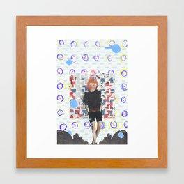 Bundenko The-Air-Force Framed Art Print