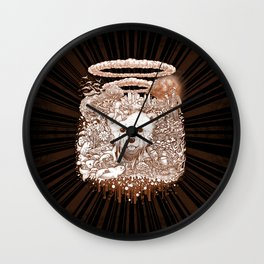 Winya No.17 Wall Clock