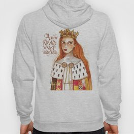 Anne Neville is NOT Impressed Hoody