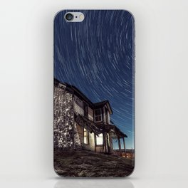 Whirling Abandonment iPhone Skin