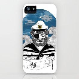 Capitão iPhone Case