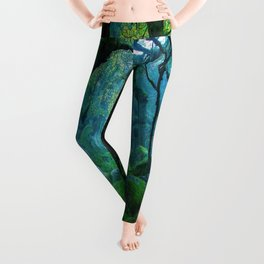 Enchanted forest mood Leggings