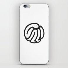 babble iPhone & iPod Skin