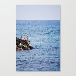 Wildness Canvas Print