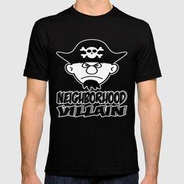 Neighborhood Villain T-shirt