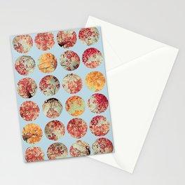 Cloud Inkblot Stationery Cards