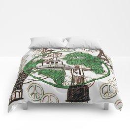 Cabsink16DesignerPatternARTW Comforters