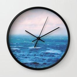 Ocean Dreaming Wall Clock
