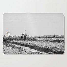 Wind Farm Cutting Board