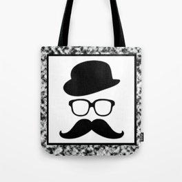 Cool Face Tote Bag