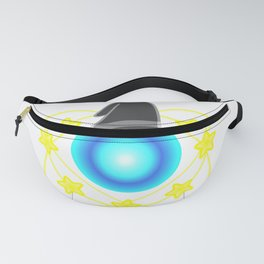 Witch's Crystal Ball Fanny Pack
