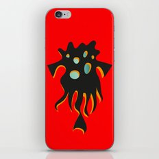 collective strength iPhone & iPod Skin