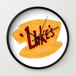 How Many Cups Have You Had? Wall Clock