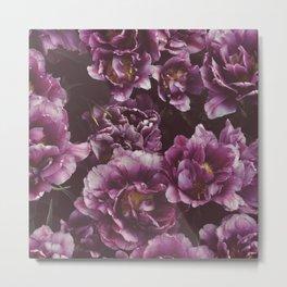 de bloemen Metal Print