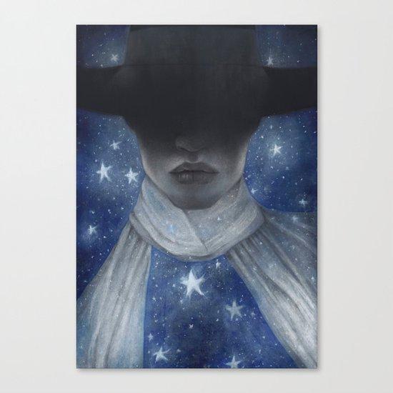 Open 2 Canvas Print