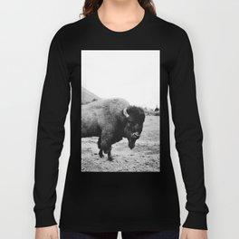 Alaska Bison Long Sleeve T-shirt