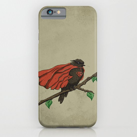 Super Bird iPhone & iPod Case