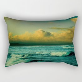 Seascape Rectangular Pillow