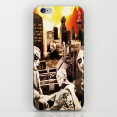 From Entombed to Exhumed iPhone Skin