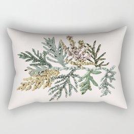 Hybrid Tree Branch Rectangular Pillow