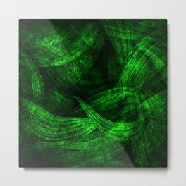 Fresh green nature Metal Print