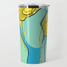 When Life Gives You Lemons, Crush Them Travel Mug