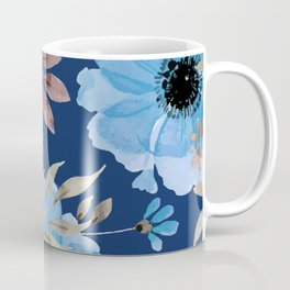 FLOWERS WATERCOLOR 26 Coffee Mug