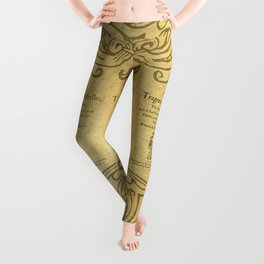 Shakespeare. Othello, 1622. Leggings