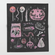 Trick 'r Treat Throw Blanket