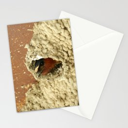 Cliff Swallow Home Sweet Home Stationery Cards