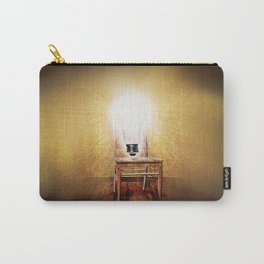 The Seat of Big Ideas Carry-All Pouch