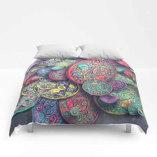 Spinner Comforters
