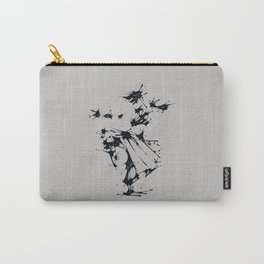 Splaaash Series - Dance Fighter Ink Carry-All Pouch