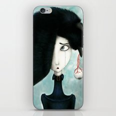 Disappointment iPhone & iPod Skin