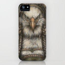 Great Spirit Rising iPhone Case