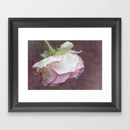 summerrain Framed Art Print