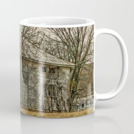 Interesting Barn Structure Coffee Mug