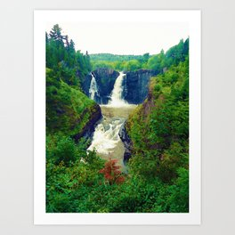 Grand Portage State Park, Grand Portage, United States 2 Art Print