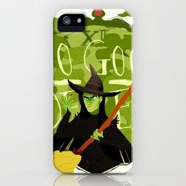 Elphaba iPhone Case