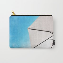 Minimalist Parasol Summer Carry-All Pouch