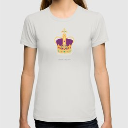 London, England   The Crown Jewels T-shirt