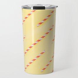 drinking straws Travel Mug