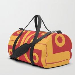 Aztec Gold Duffle Bag