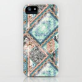 HAZY CARPET iPhone Case