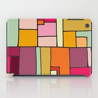 robin hood iPad Cases featuring hood by sylvie demers
