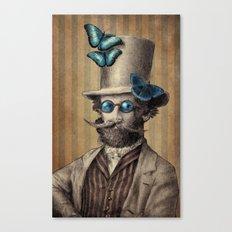 Doctor Popinjay Canvas Print