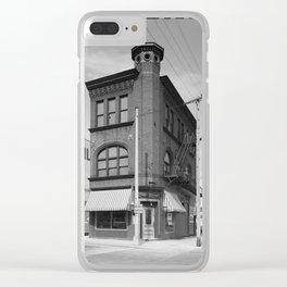 Nashville, TN 1933 Clear iPhone Case